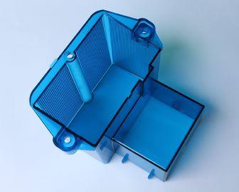Plastica su ordinazione colore multi/scelga che modella la scatola blu 200x300mm