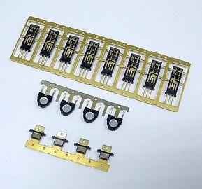 La plastica con metallo inserisce le parti Overmold dello stampaggio ad iniezione del connettore