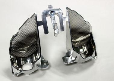 Parti automobilistiche di placcaggio d'elaborazione secondarie dello stampaggio ad iniezione, 2 cavità con il portone laterale