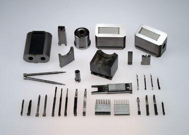 La muffa della plastica i con 1,2343 materiale, le parti utilizzate nello stampaggio ad iniezione o muffa della pressofusione