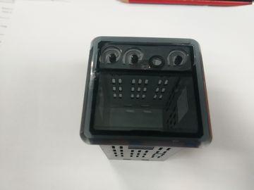 Chiare parti dello stampaggio ad iniezione, modanatura di plastica su ordinazione materiale del PC