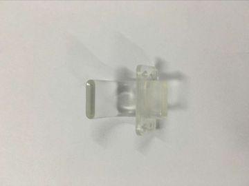 L'iniezione di plastica della trasparenza ha modellato le parti, stampaggio ad iniezione di plastica di precisione